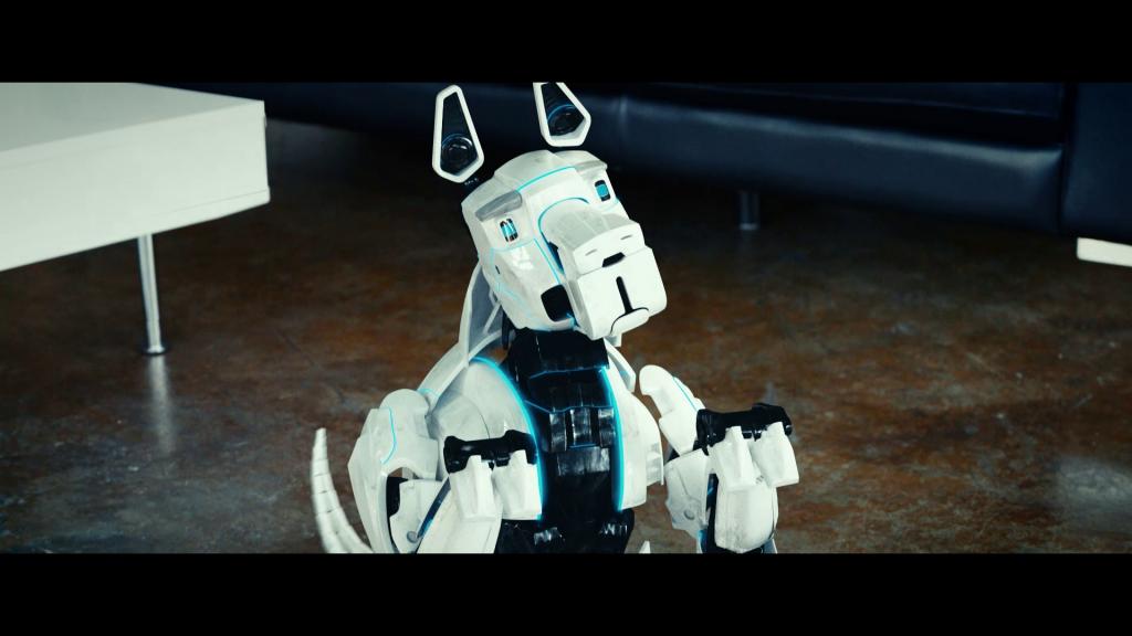 RBC Films - sci-fi trailer screenshot 8