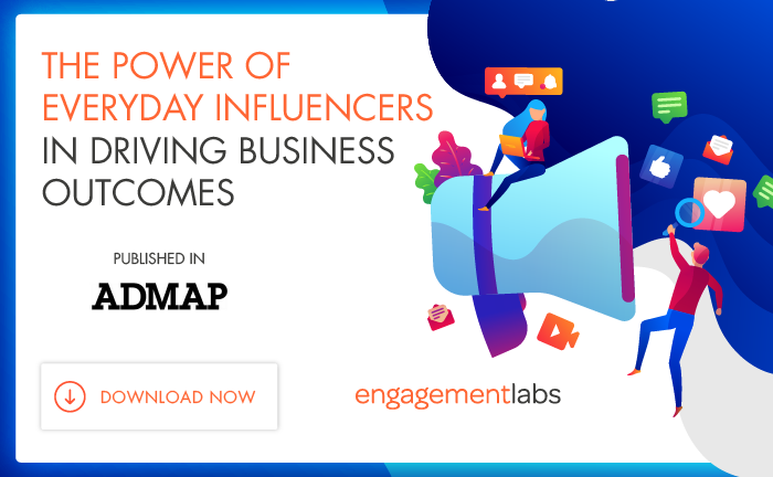Admap: The power of everyday influencers in driving business outcomes