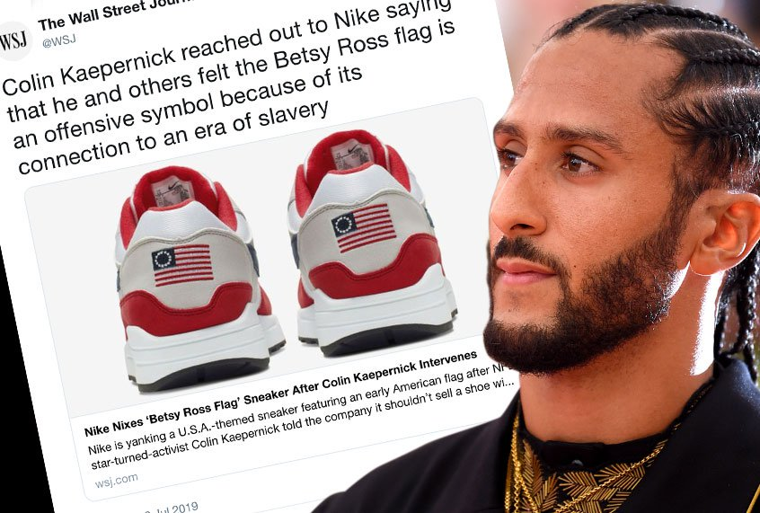 Nike Avoids Major Fireworks Over July 4th Retreat