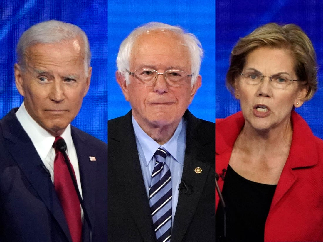 Most Candidates Catching Up with Biden In Kitchen-Table Conversations Among Democrats, According to Latest Word-Of-Mouth Study