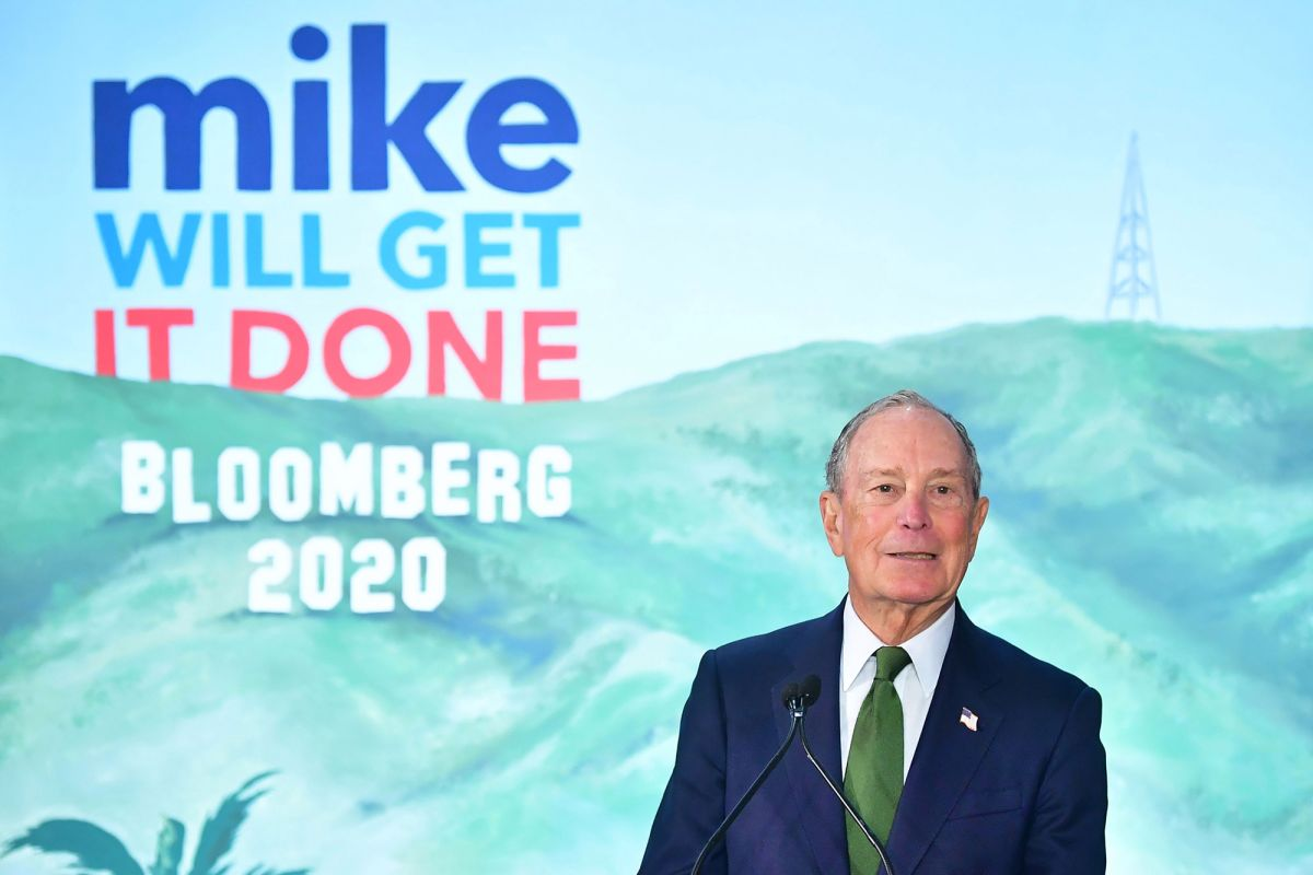 Word-of-Mouth Predicted Bloomberg's Rise in Polls