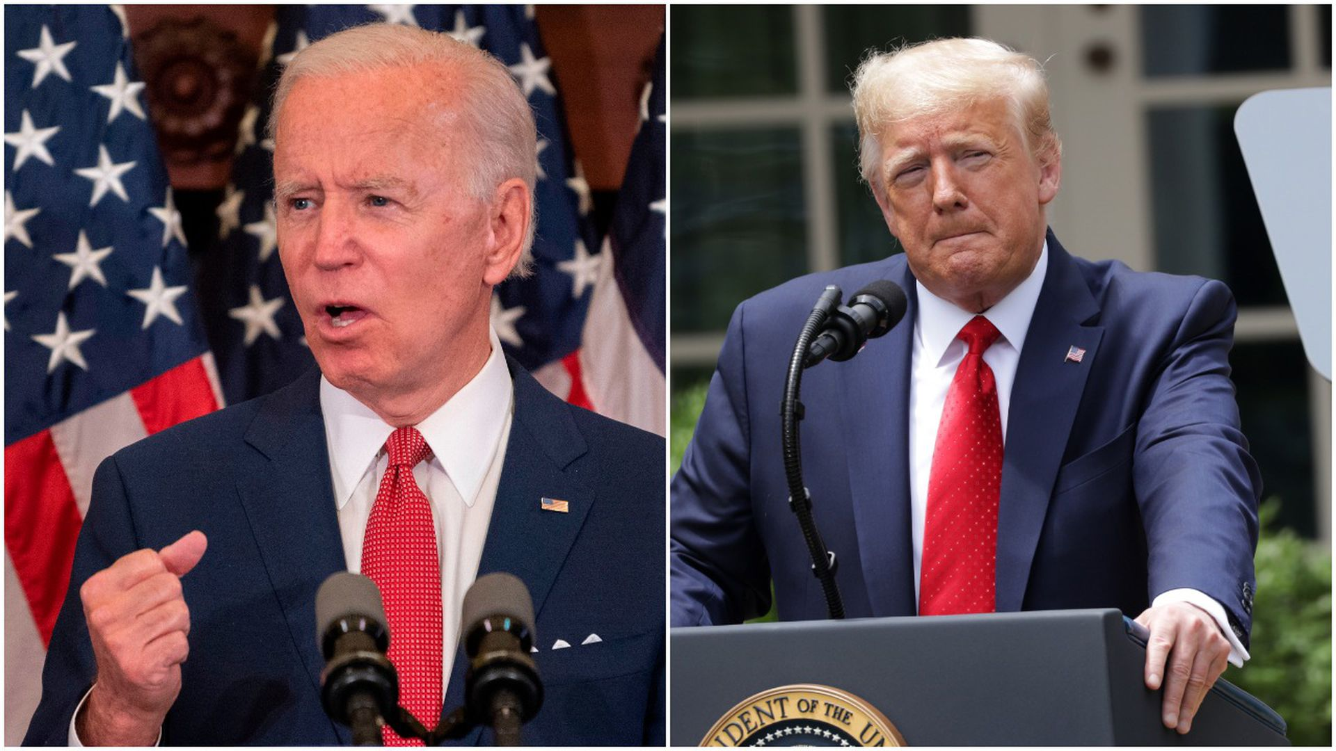 Biden Enjoys a Strong Word of Mouth Advantage in Swing States, Even as It Fades Back Nationally
