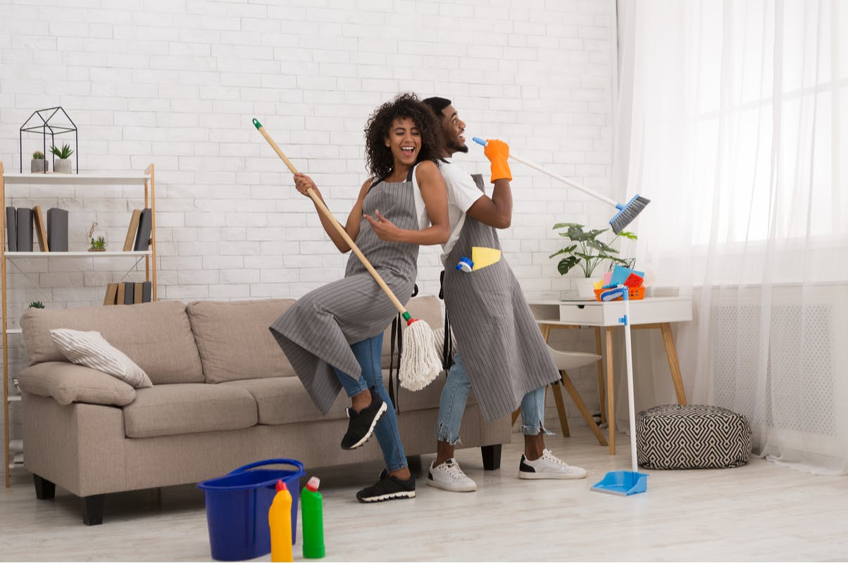 """Pandemic Era Makes """"Spring Cleaning"""" and Household Brands Worthy of Conversation"""