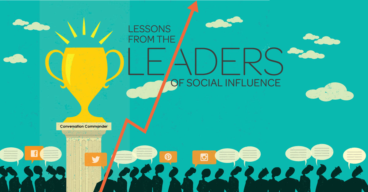 Lessons from the Leaders of Social Influence